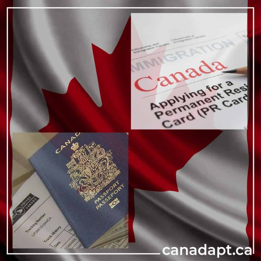 difference between pr and citizenship in canada