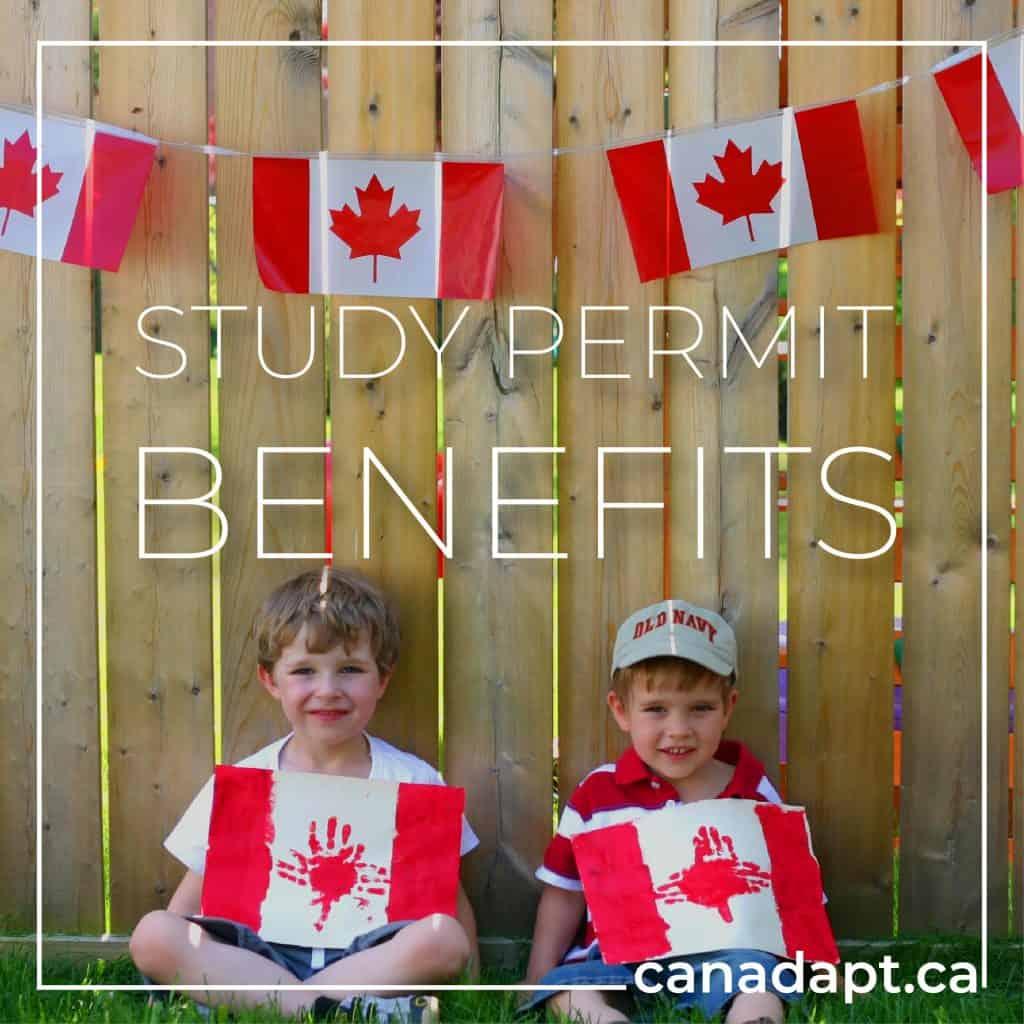 children study permit