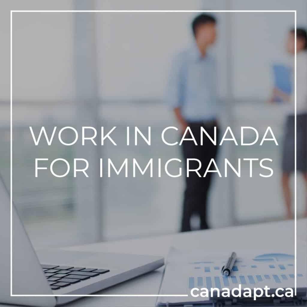work in canada in 2019