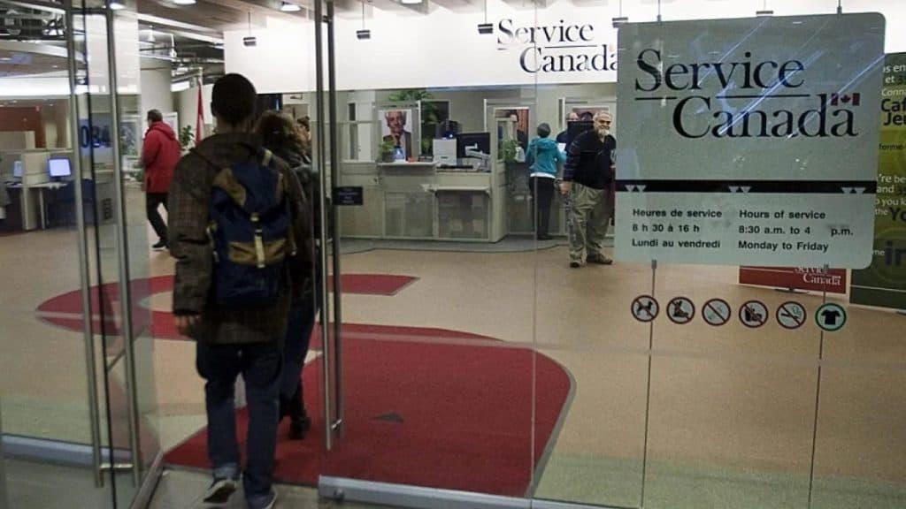 canada social services