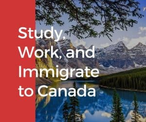 study work and immigrate to canada