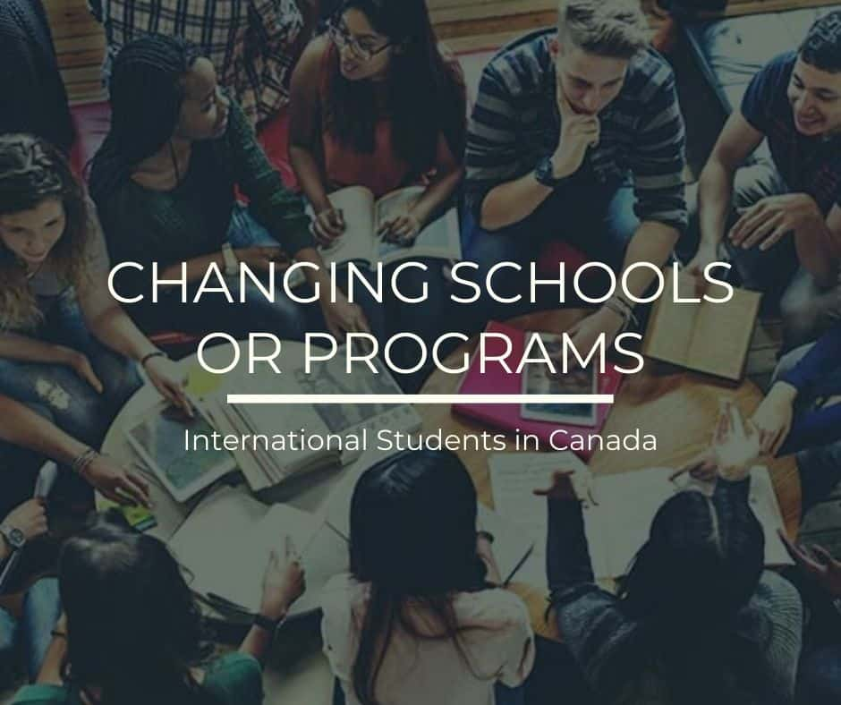 Can We Change College in Canada After Getting Visa