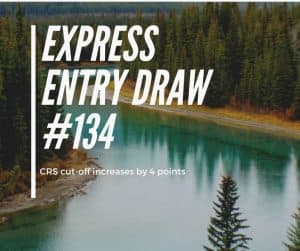 Express Entry 134