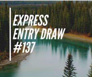 express entry 137