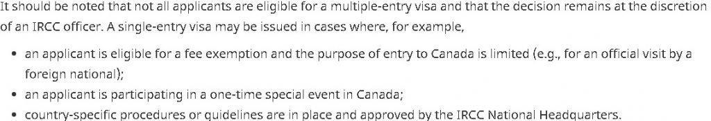 10 years multiple entry visa