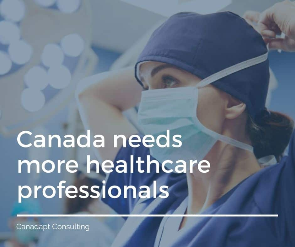 More healthcare workers are needed to fight COVID-19